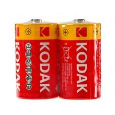 Элемент питания KODAK D (R20) BL2 Extra Heavy Duty (без блистера)