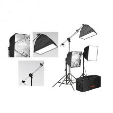 Комплект студийного света FST ET-403 KIT