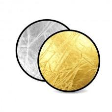 Отражатель FST RD-021GS 60 золото/серебро