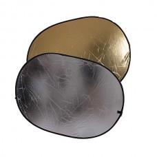 Отражатель FST RD-021GS 60х90 золото/серебро