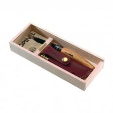 Нож Opinel №10 VRI olive wood