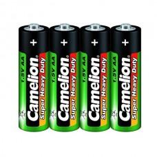Батарейки AA CAMELION R6