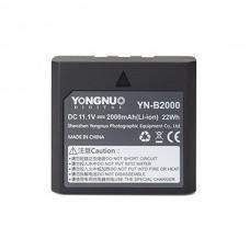 Аккумулятор YongNuo YN-B2000 для вспышки YN686EX-RT