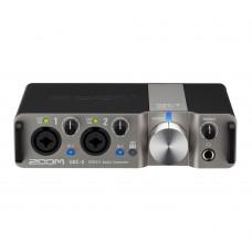 Аудиоинтерфейс Zoom UAC-2