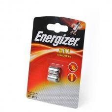 Элемент питания Energizer A11 Alkaline BL2