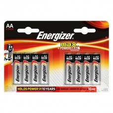 Элемент питания Energizer AA (LR6) Max BL8