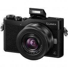 Фотоаппарат со сменной оптикой Panasonic Lumix DC-GX800 Kit (DC-GX800KEE-K)
