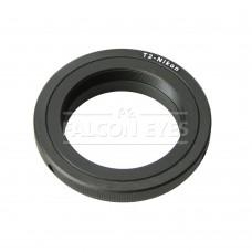 Кольцо переходное Veber T2 на Nikon
