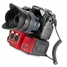 Микшер Saramonic SR-PAX2 для DSLR и беззеркальных камер