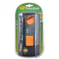 Зарядное устройство GP PB S320 GS для аккумуляторов AA/AAA/C/D/Крона