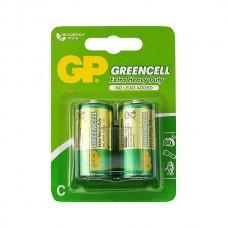 Элемент питания GP C (R14) Greencell