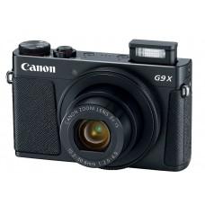 Цифровой фотоаппарат Canon PowerShot G9 X Mark II Black