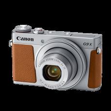 Цифровой фотоаппарат Canon PowerShot G9 X Mark II Silver
