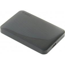 Внешний жесткий диск 1TB Toshiba Canvio Ready чёрный 2.5 (HDTP210EK3AA)