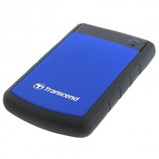 Внешний жесткий диск 1TB Transcend StoreJet 25H3 USB 3.0 (TS1TSJ25H3B)
