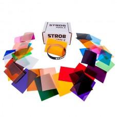 """Комплект фильтров и держателей STROB Tools """"Профессионал"""" для вспышек (ST-2116)"""