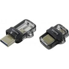 Флеш-накопитель 16GB SanDisk Ultra Android Dual Drive OTG USB 3.0 (SDDD3-016G-G46)