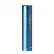 Внешний аккумулятор Smartbuy EZ-BAT PRO синий, 2500 mAh