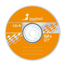 Диск SmartTrack CD-R 700Mb 52x (ST000152)