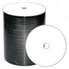 Диск DVD+R MIREX 4,7 Gb 16x Full Ink Printable (UL130089A1T)