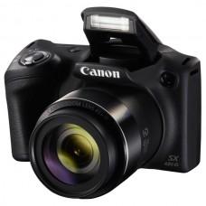 Компактный цифровой фотоаппарат Canon PowerShot SX430 IS Black