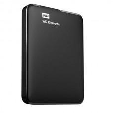 Внешний жесткий диск 500GB Western Digital Elements Portable (WDBUZG5000ABK-WESN)