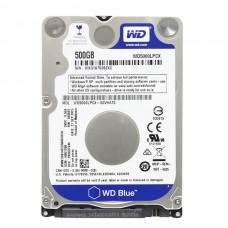Жесткий диск HDD Western Digital 500GB 2.5 (SATA-III) Mobile Blue (WD5000LPCX)
