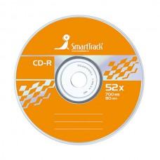 Диск CD-R 700 Mb Smart Track 80 min 52x SP-50 (ST000157)