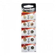 Элемент питания CAMELION AG07 (395A) LR926