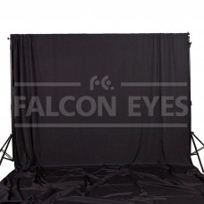 Фон Falcon Eyes Super Dense-3060 black (черный)