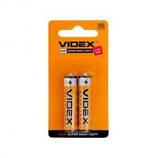 Элемент питания Videx AAA (R03) 2BL