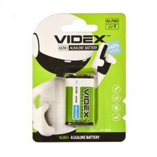 Элемент питания Videx 6LR61/9V (крона)