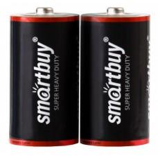 Элемент питания Smartbuy D (R20) SR4