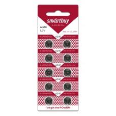Элемент питания Smartbuy AG10 BL10