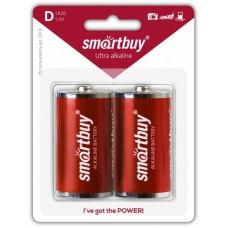 Элемент питания Smartbuy D (LR20) BL2