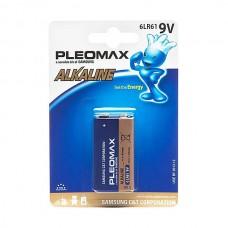 Элемент питания SAMSUNG PLEOMAX 6LR61 (алкалин. крона) BL1