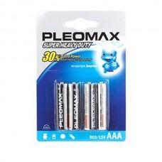 Элемент питания SAMSUNG Pleomax AAA (R03) BL4