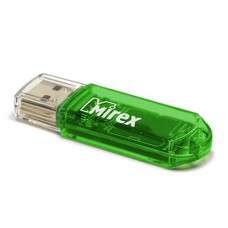 Флеш-накопитель USB 4GB Mirex Elf зеленый (13600-FMUGRE04)