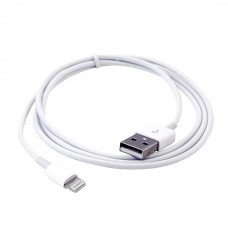 Кабель Mirex USB 2.0 Type A - Lightning 8-Pin, белый 1 м (13700-AM8PM10W)