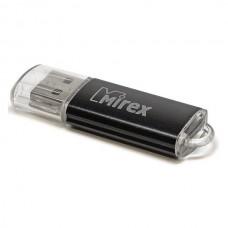 Флеш-накопитель 4GB Mirex UNIT BLACK (13600-FMUUND04)