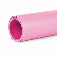 Фон пластиковый FST матовый розовый 1x2 м