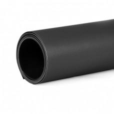 Фон пластиковый FST матовый черный 60x130 см
