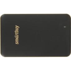Твердотельный внешний диск SSD Smartbuy 128GB S3 Drive черный (SB128GB-S3DB-18SU30)
