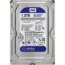 Внутренний жесткий диск HDD 1TB Western Digital Caviar синий (WD10EZEX)
