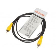 Кабель Telecom соединительный RCA (M) - RCA (M) 2 м