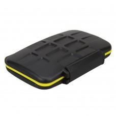 Кейс водонепроницаемый JJC MC-SD/SXS5 для карт памяти