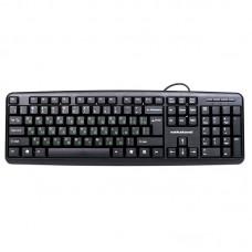 Клавиатура Nakatomi KN-02U black