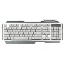Клавиатура Dialog игровая с подсветкой KGK-25U SILVER