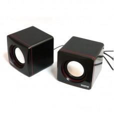 Акустическая система Dialog AC-04UP black-red