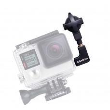 Стерео-микрофон Commlite Comica CVM-VG05 для GoPro и смартфона